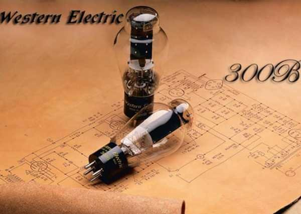 Original 300B Western Electric